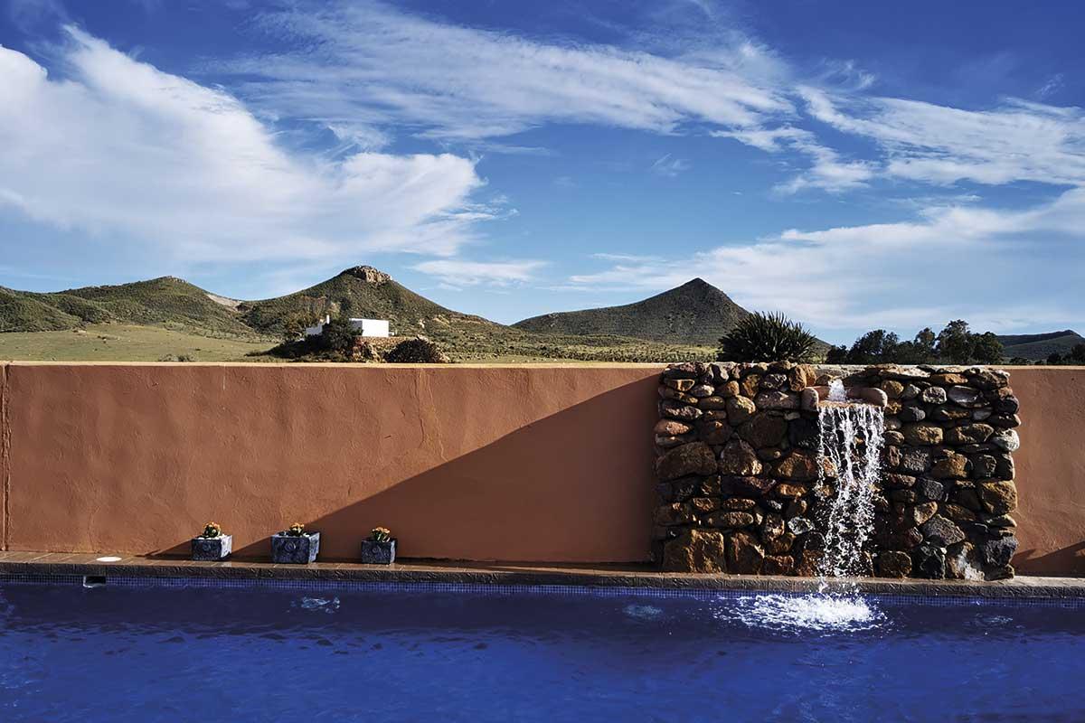 Spa en Hotel de naturaleza Rodalquilar