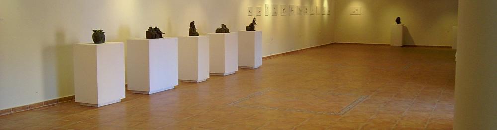 Sala de arte Carmen de Burgos