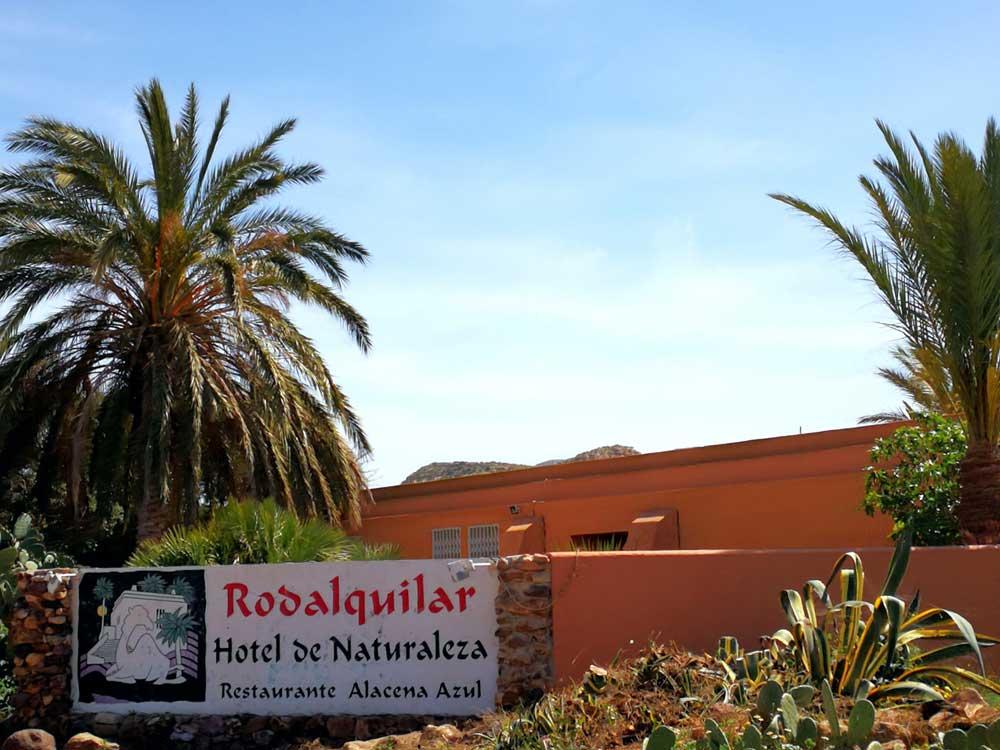 Spa Hotel naturaleza Rodaqluilar